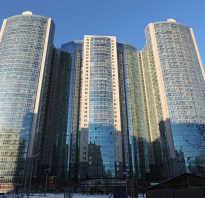 Самое большое здание в санкт петербурге