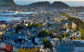 Востребованные профессии в норвегии 2018