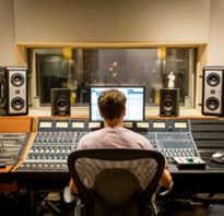 Открыть студию звукозаписи цена