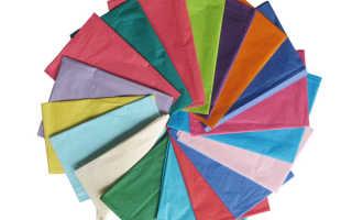 Бизнес план производство салфеток бумажных