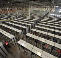 Требование к планировке складских помещений