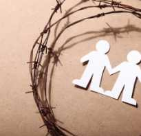 Нарушение прав человека в современной россии