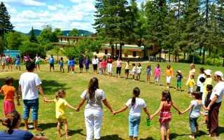Бизнес план детского лагеря