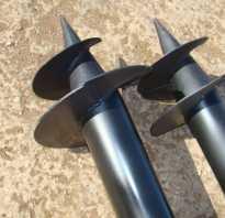 Оборудование для изготовления винтовых свай