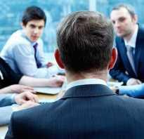 Должностные обязанности коммерческого директора торговой компании