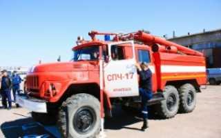 Функциональные обязанности водителя пожарного автомобиля