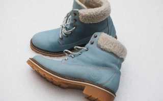 Гарантийный срок для зимней обуви