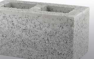 Технология изготовления фундаментных блоков