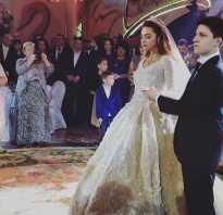 Дорогая свадьба в россии