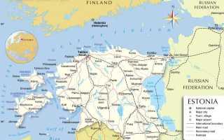 Как получить гражданство эстонии для россиян 2018