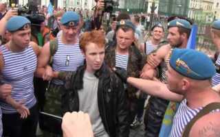 Берут ли голубых в армию в россии