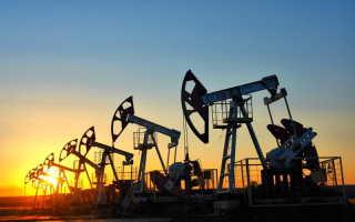 Себестоимость добычи нефти по странам