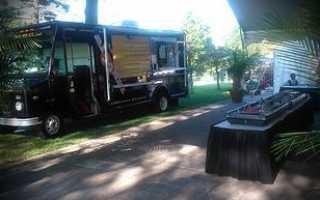Закусочная автобус