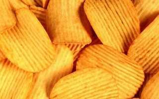 Технология производства чипсов