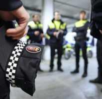 Как себя вести при задержании полицией