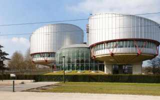 Гаагский суд по правам человека где находится