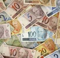 Валюта бразилии название
