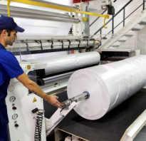 Технология производства полиэтиленовой пленки