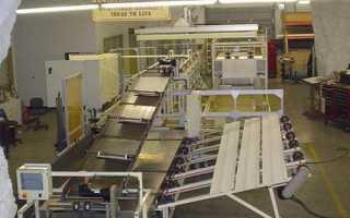 Как открыть цех по производству сайдинга