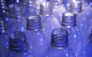 Автомат по переработке пластиковых бутылок
