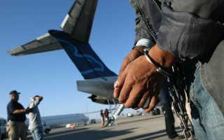 Выдворение и депортация в чем разница