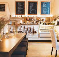 Что такое депозит в кафе