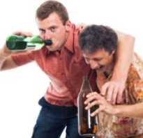 Признаки алкогольного опьянения для акта