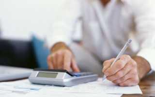 Виды налоговой декларации