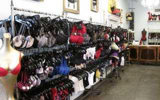 Документы для открытия магазина нижнего белья