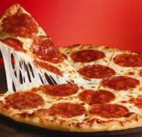 Как рассчитать себестоимость пиццы