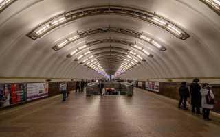 Самое глубокое метро в санкт-петербурге