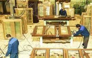 Оборудование для производства деревянных евроокон