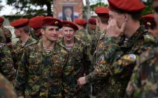 Военные округа вс рф