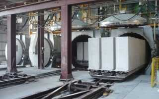 Автоклавный газосиликат оборудование