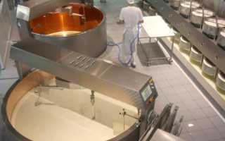 Оборудование для производства сыра обзор