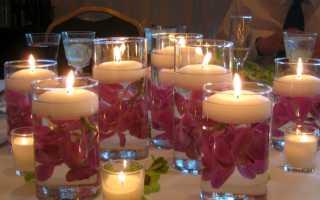 Технология производства свечей
