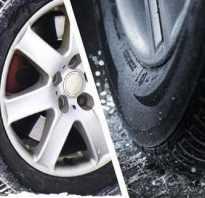Зимние шины летом без шипов
