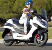 Какой скутер купить отзывы