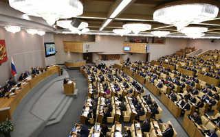 Парламентские слушания в государственной думе