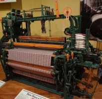 Станок ткацкий характеристики
