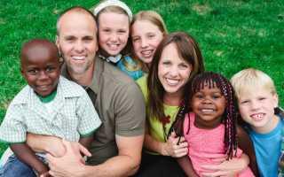 Приемная семья образуется на основании решения суда