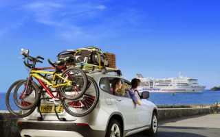 Доверенность на машину при выезде за границу
