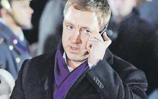 Андрей бородин администрация президента