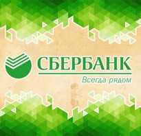 История пао сбербанк россии