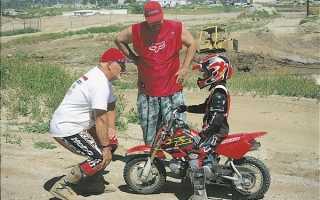 Со скольки лет можно управлять мотоциклом