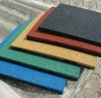 Резиновая плитка производство оборудование