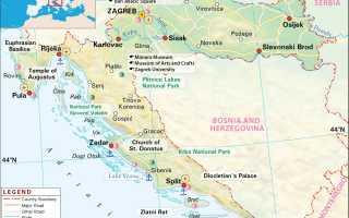 Гражданство хорватии как получить