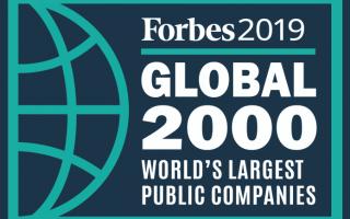 2000 крупнейших компаний мира
