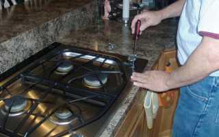 Как поменять газовую плиту в квартире бесплатно