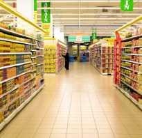 Как открыть минимаркет продуктов